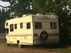 1989 Motorhome For Sale