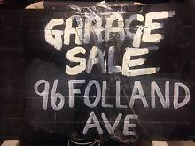 GARAGE SALE SUNDAY 29th 8.30-5 Northgate Port Adelaide Area Preview