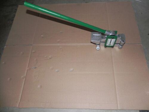 """Greenlee 1811 Little Kicker®  Hand Bender for 3/4"""" EMT refurbished NICE"""