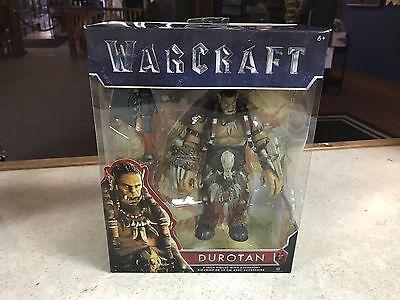 2016 Jakks Pacific Warcraft The Movie 6  Inch Action Figure Moc   Durotan