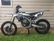 2015 Yamaha  YZ 450f Newcastle Newcastle Area Preview