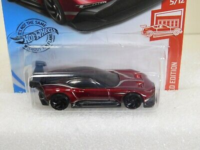 Hot Wheels 2020 Target Exclusive Red Edition Aston Martin Vulcan #88/250