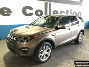 2016 Land Rover Discovery Sport HSE w/Navigation & Skyview Roof