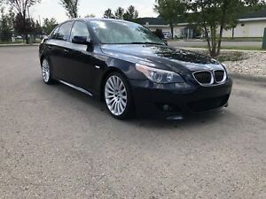 2006 BMW 550I M Package