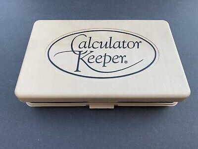 The Educator Intermediate Calculator Overhead Projector With Case Vintage