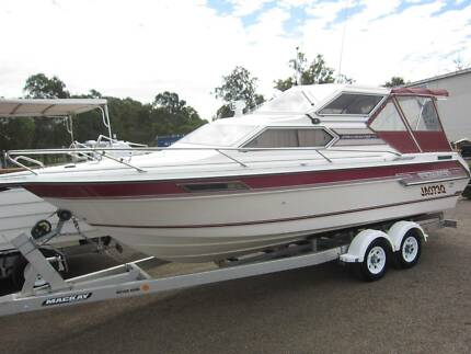 Whittley Sovereign Cruisemaster 2300 (circa 1994) Tingalpa Brisbane South East Preview