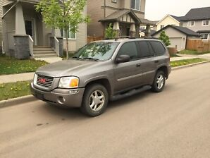 2007 GMC Envoy low mileage! Family owned since new