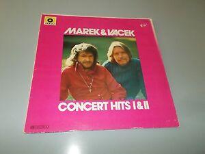 2LP Marek & Vacek (Klavier) - Concert Hits 1&2