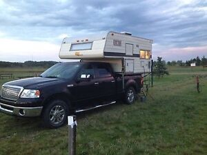 8' Truck camper for sale
