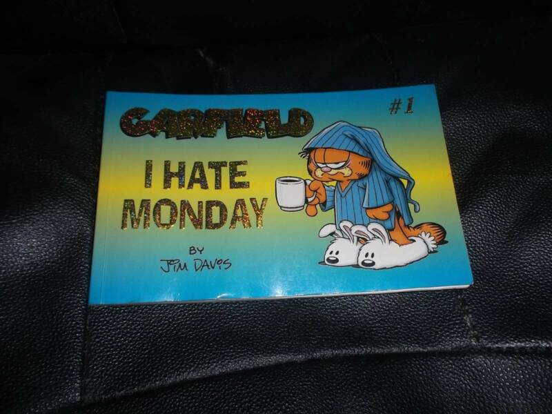 Comic Book Garfield I Hate Monday By Jim Davis Comic Books Gumtree Australia Caboolture Area Caboolture 1249706423
