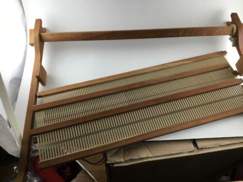 """Beka 24"""" Rigid Heddle Weaving Loom + 1 Reed"""