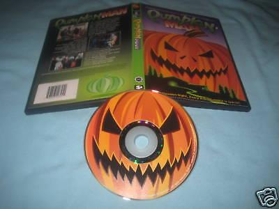 PUMPKIN MAN DVD HALLOWEEN HARD TO FIND MOVIE (Halloween Pumpkin Movie)