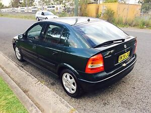 2000 Holden Astra CD Hatch Auto 2M REGO! 1YR ROADSIDE ASSISTANCE! Ingleburn Campbelltown Area Preview
