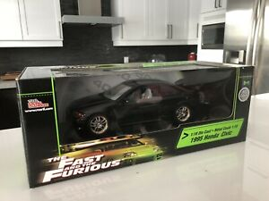 The Fast and The Furious Honda Civic Diecast 1/18