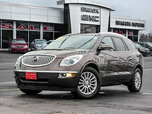 2010 Buick Enclave CXL..AWD...LOCAL TRADE..