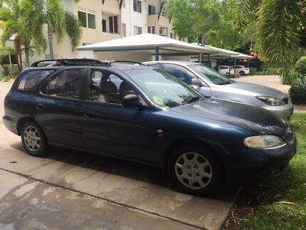 Hyundai lantra sportwagon NO RWC