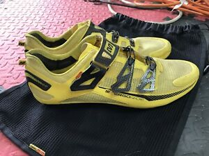 Mavic Huez road cycling shoes Size 11 EU 46