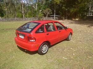 1998 Ford Festiva  1 owner.. 127,000K`s Manual Eight Mile Plains Brisbane South West Preview
