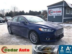 2013 Ford Fusion SE - Leather - Navigation