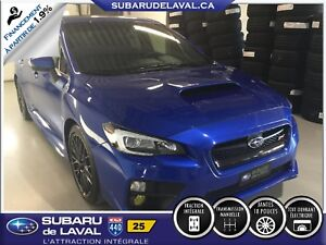 2016 Subaru Impreza WRX STI Sport **Toit ouvrant**