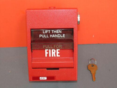 EDWARDS EST SIGA-278 DUAL ACTION FIRE ALARM PULL STATION