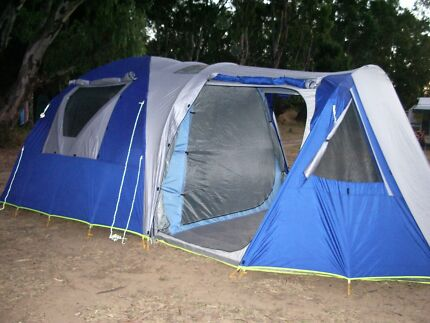 Wild Country Geo-family 6 tent & geo tent | Camping u0026 Hiking | Gumtree Australia Free Local Classifieds