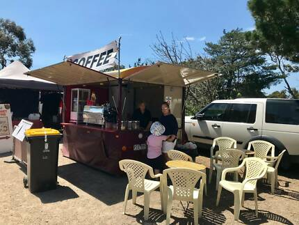 Coffee Trailer business for sale – NO Franchise Fees