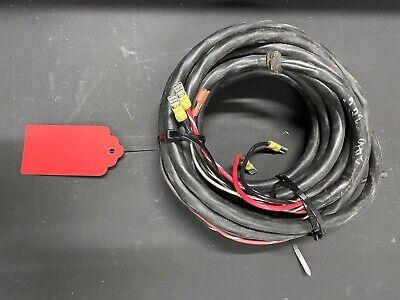 Whelen Edge 9000 Matrix Lightbar Power Cable 20.5 Ft.