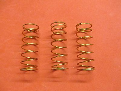 New Yamaha Baritone Horn/Euphonium Valve Piston Springs, Set of 3, OEM Part! for sale  Shipping to Canada