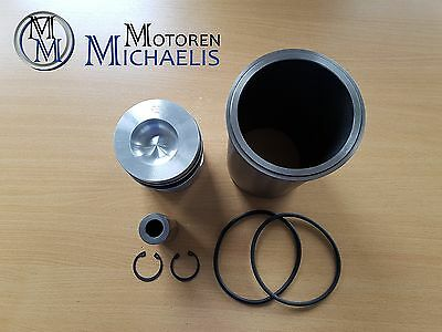 Zylinder mit Kolben - Case IHC D155, D206, D310 - 353, 383, 423, 433, 440, 453 -