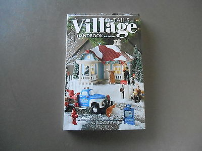 2017 Village D-Tails Secondary Market Handbook NEW FREE SHIPPING 48 STATES