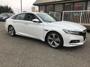 2018 Honda Accord Touring One Owner Local Trade