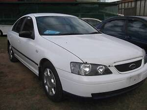 Low cost 2003 Ford Falcon Sedan - good condition - drives well. Kensington Bundaberg Surrounds Preview