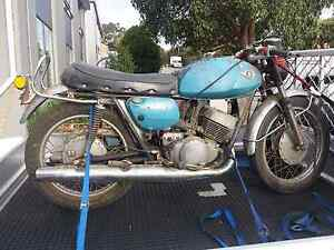 1969 Suzuki t250 hustler parts wanted Collaroy Manly Area Preview