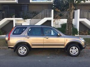 Honda CRV 2004 Auto 2.4L leather sunroof rego RWC included very neat West End Brisbane South West Preview