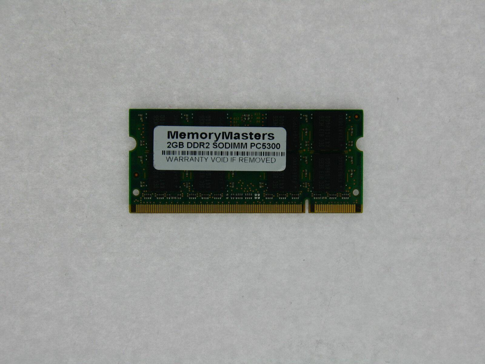 2GB SODIMM IBM-Lenovo Thinkpad T60 1954-xxx 1955-xxx 1956-xxx Ram Memory