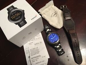 Smartwatch Fossil Q Founder 2.0