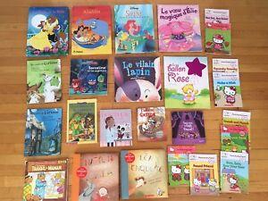 Lot de livre pour enfant