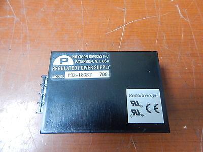 New Polytron P32-180st 180vdc Linear Encapsulated Power Module 115vac-in