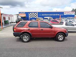 2000 Holden Frontera Wagon Westcourt Cairns City Preview