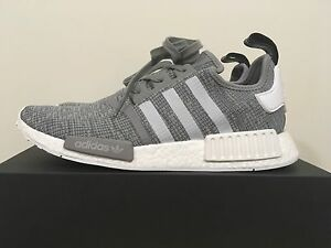 Adidas NMD Glitch Grey/White US11.5 Mansfield Brisbane South East Preview