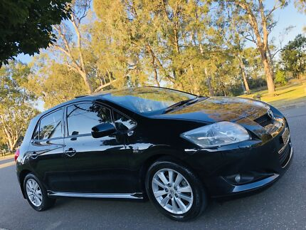 2008 Toyota Corolla Levin ZR Hatch Low Kms Long Rego Logbook Service Moorebank Liverpool Area Preview