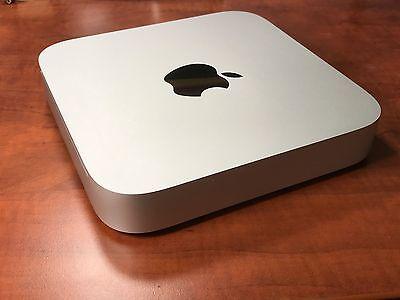 Apple Mac Mini Late-2012, 2.5GHz Core i5, 8GB RAM, Apple OEM 256GB SSD