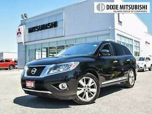 2014 Nissan Pathfinder PLATINUM V6 AWD | 360 DEGREE CAMERA | MEM