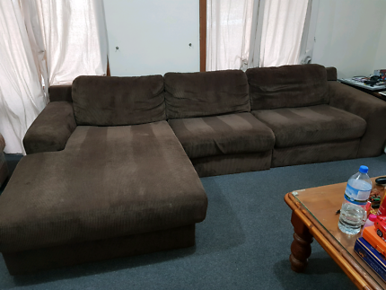 Large 3 seater lounge