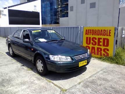 1997 Toyota  Sedan Camry 1 Year Roadside Assist Woy Woy Gosford Area Preview