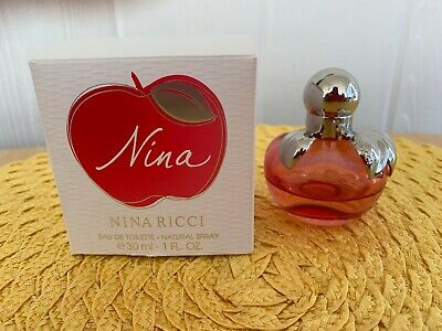 Nina By Nina Ricci (Apple Bottle) W 30ml 1 FL. OZ Box
