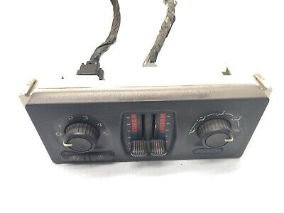 03-06 Chevy Truck A/C Heater Control Switch Unit C21