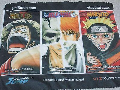 Bleach Naruto One Piece Anime/Manga  Eyeglasses Wipe
