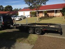 Car float/trailer Wattle Grove Liverpool Area Preview